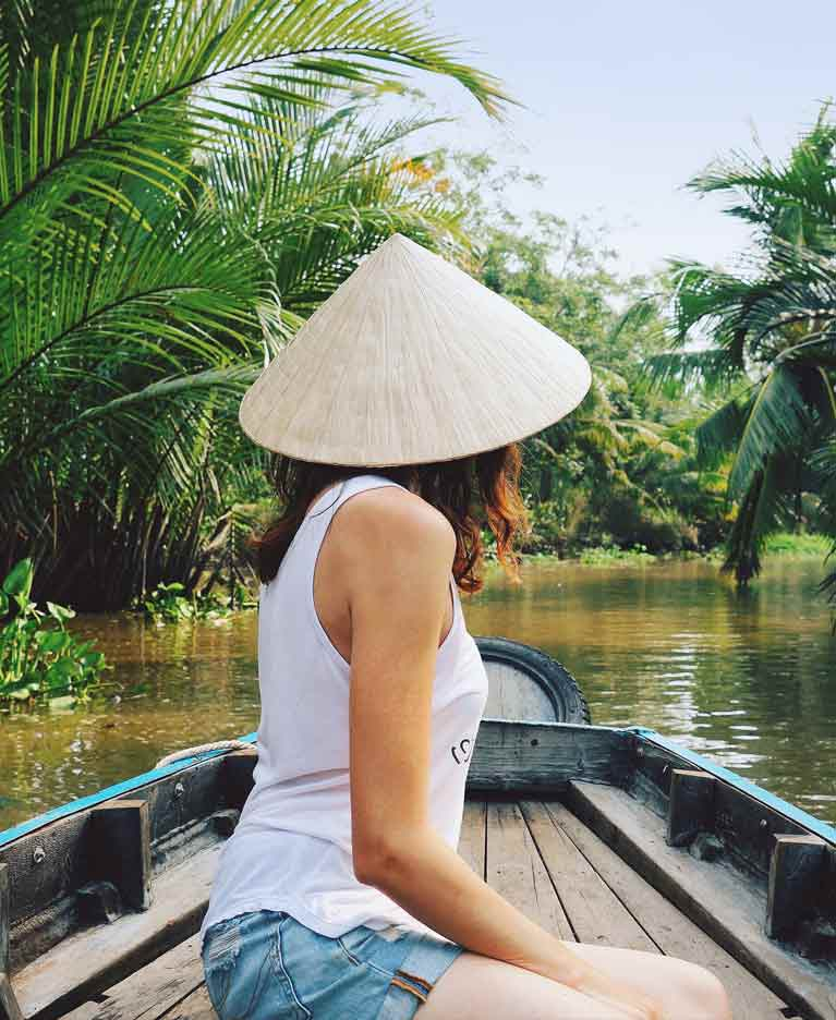 Discover the River Mekong