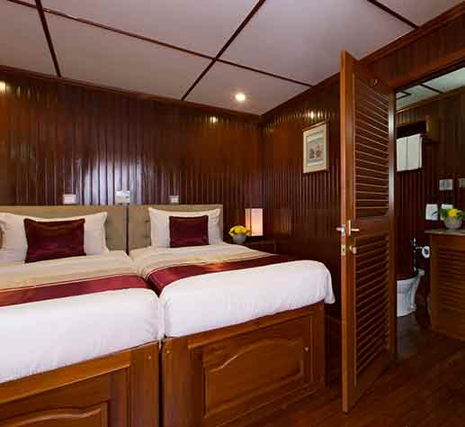 Your river cruise cabin